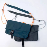 messenger bags/Dark Blue/Black