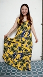 Blouse & Tank tops/Yellow/skirts/plus size clothing/14