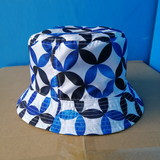 Bucket cap for adults/waterproof/double-face/GG3009