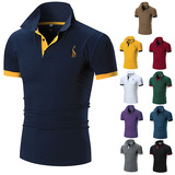 polo shirts/blank plain t-shirts