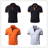 polo shirts/blank plain polo t-shirts