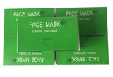 Disposable surgical face mask/2ply filters /50pcs/box FM312